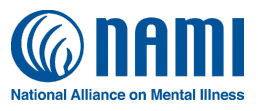 National Alliance & Mental Illness Logo